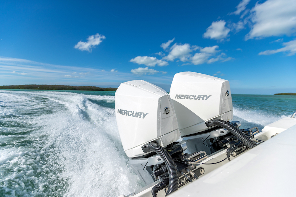 New Mercury V-8 Outboards Revealed - boats com