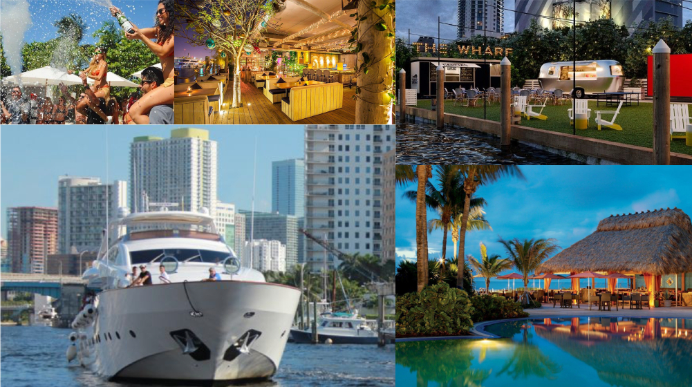 Miami Fashion Week 2018: Hot Spots for Boaters