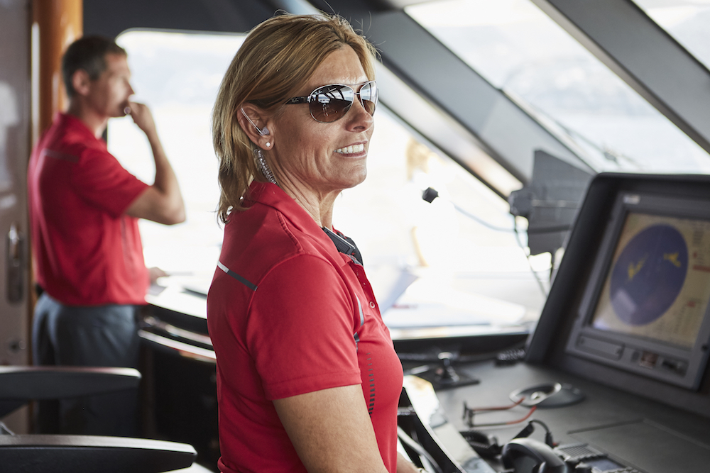 Below Deck's Captain Sandy Yawn: Leader, Mentor and Go-Getter