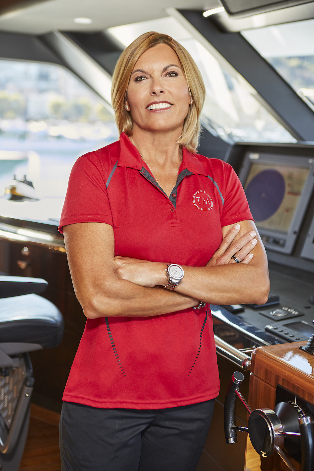 Below Deck's Captain Sandy Yawn: Leader, Mentor and Go