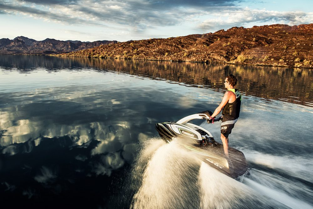 Stand-Up Personal Watercraft (PWC)