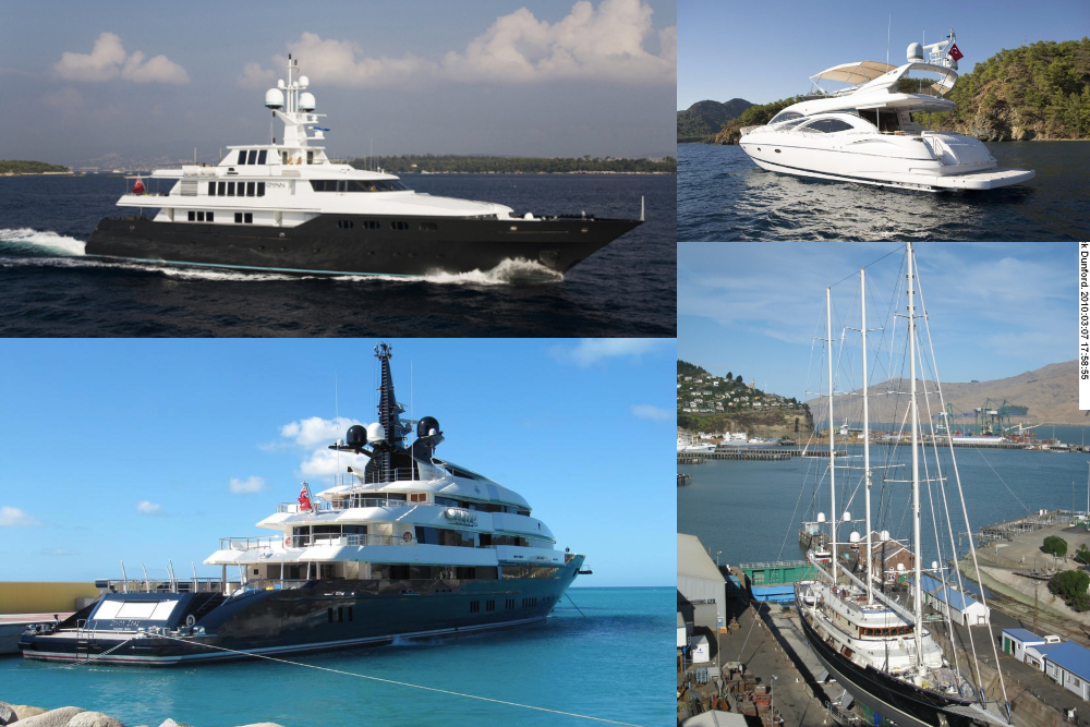 7 of the Most Expensive Celebrity Yachts