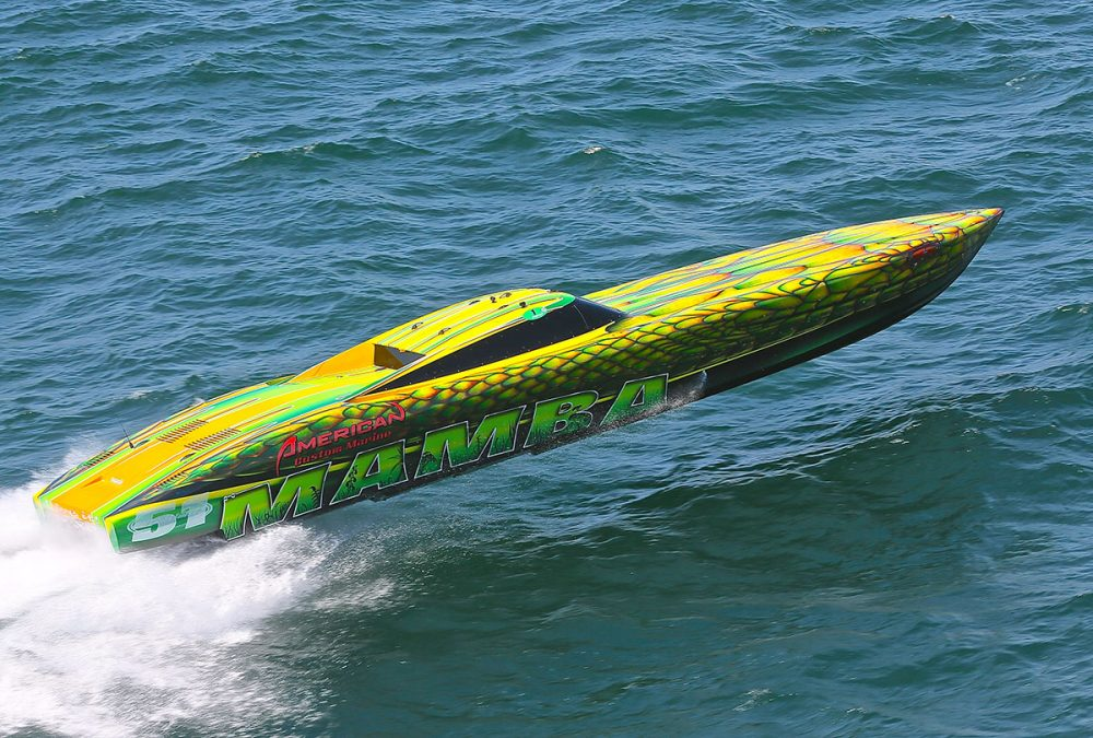 Rise Of The Independents in Go-Fast Powerboats