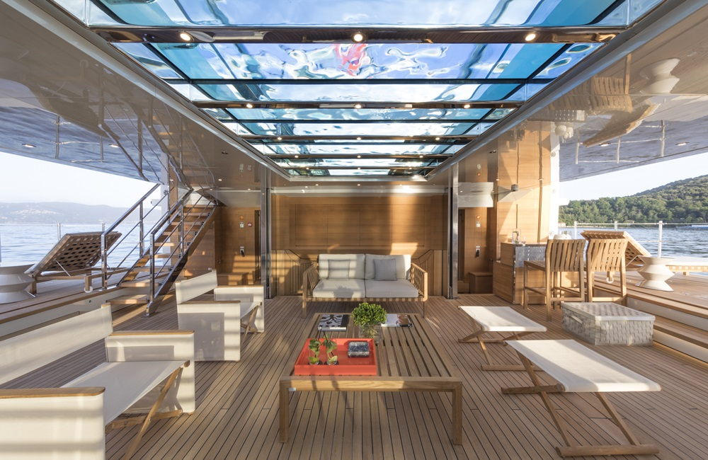 5 Must-Have Amenities on Mega Yachts