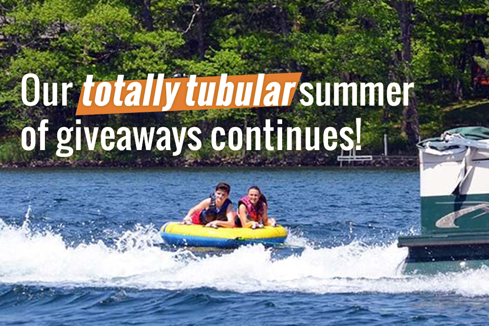 Rave Sports Towable Tubes Giveaway