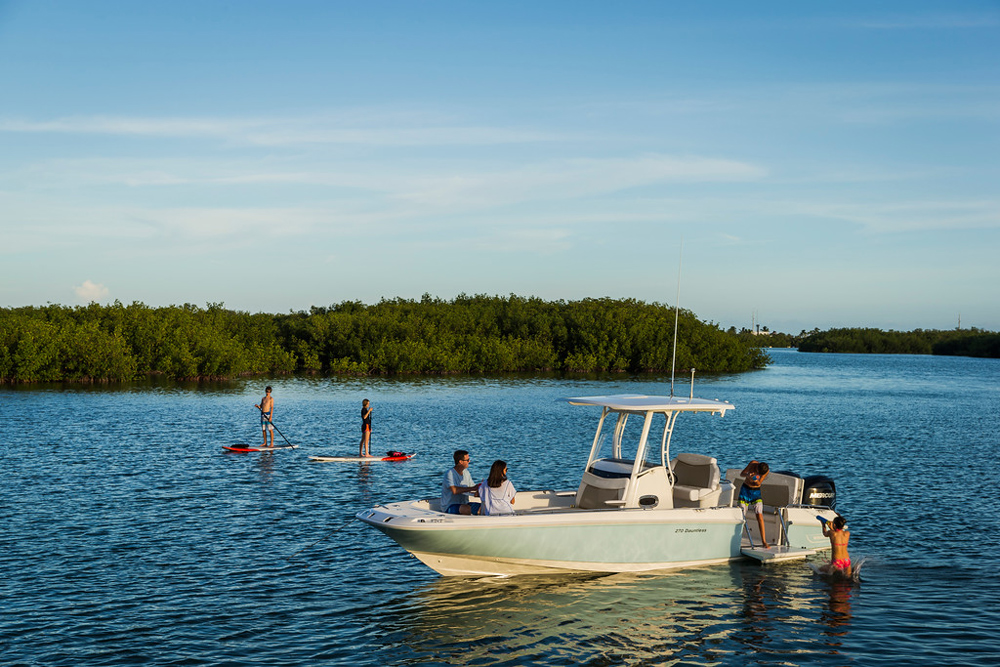 Boston Whaler 270 Dauntless: Video Boat Review