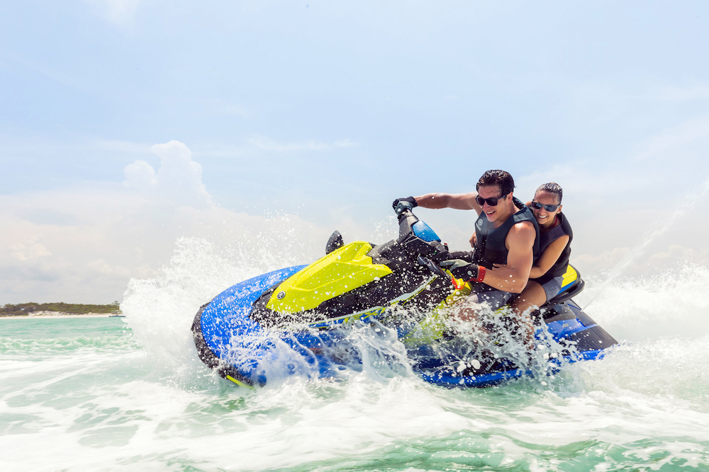 Yamaha WaveRunner EXR Offers Entry-Level Performance