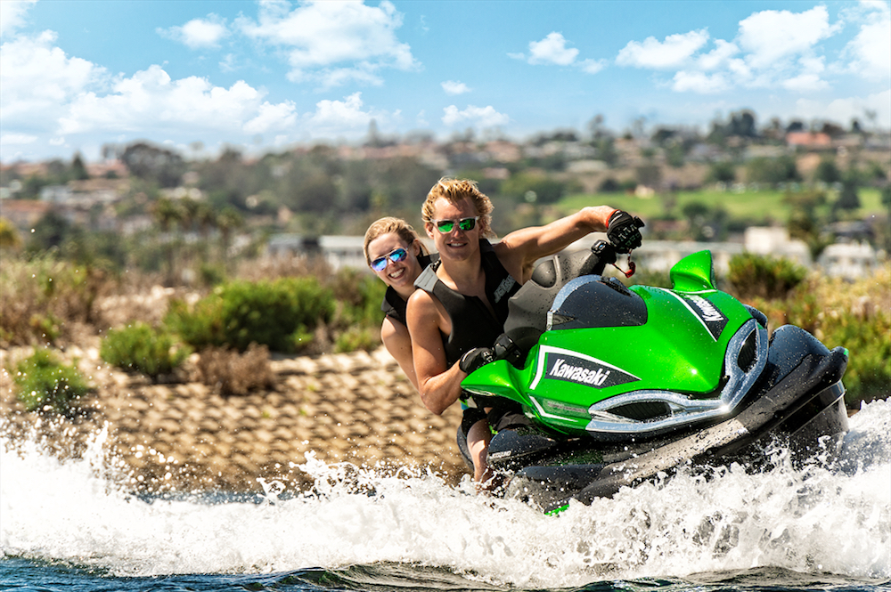 2019 Kawasaki Jet Ski Line Combines Power and Luxury