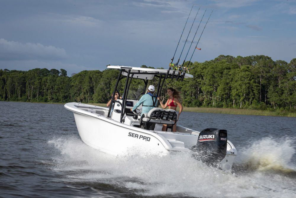 Suzuki Marine Announces New DF150A/DF175A Outboard Models