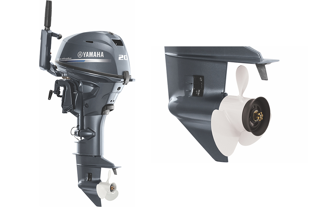 Yamaha F20 and T25 Outboards Revealed