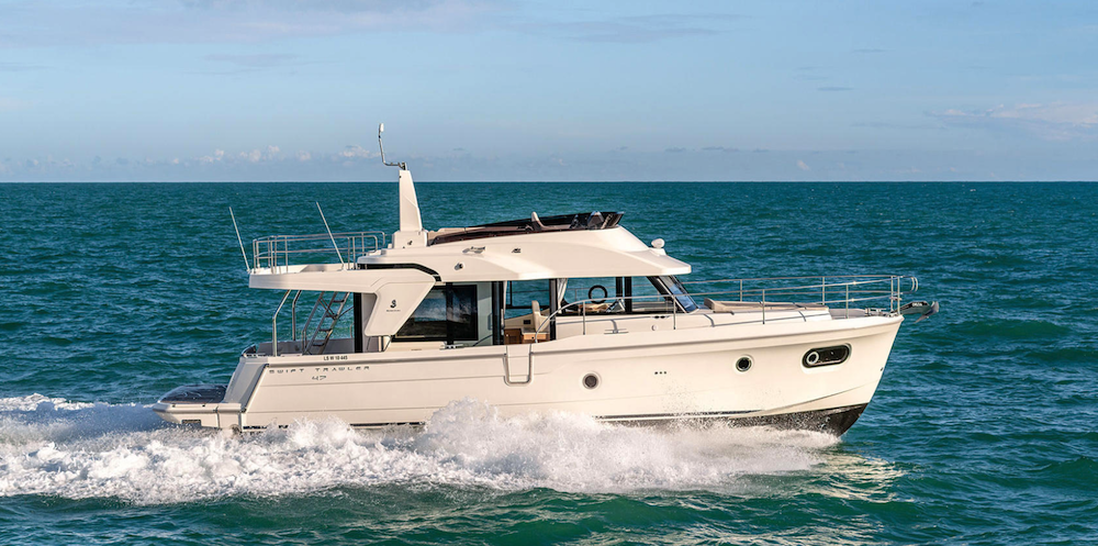 Beneteau Swift Trawler 47 Review