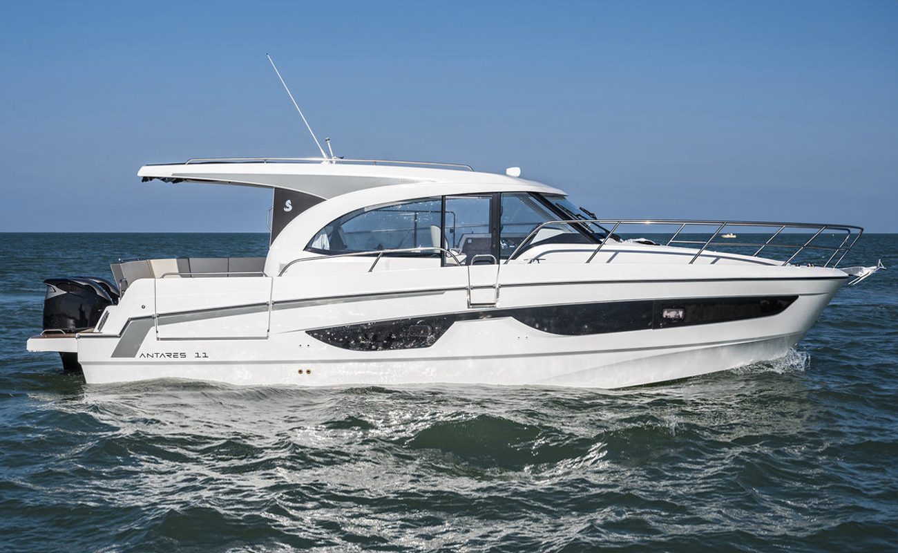 Beneteau Debuts Antares 11 at FLIBS 2020