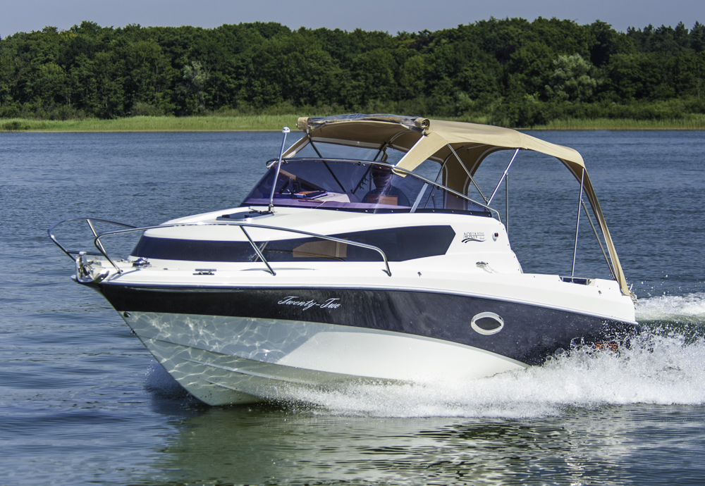 Aqua Royal 680 cruiser: Von frugal bis feudal