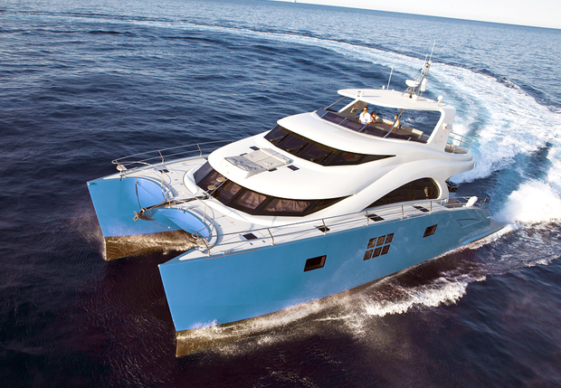 "Sunreef 60 Power ""Ocean's 11"" (Polen): Länge 18,90 m"