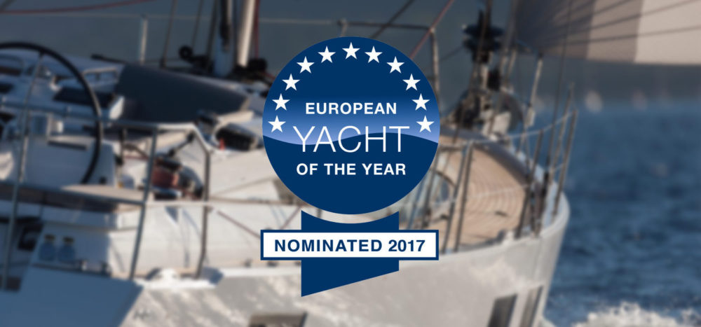 European Yacht of the Year 2017: Die Nominierten