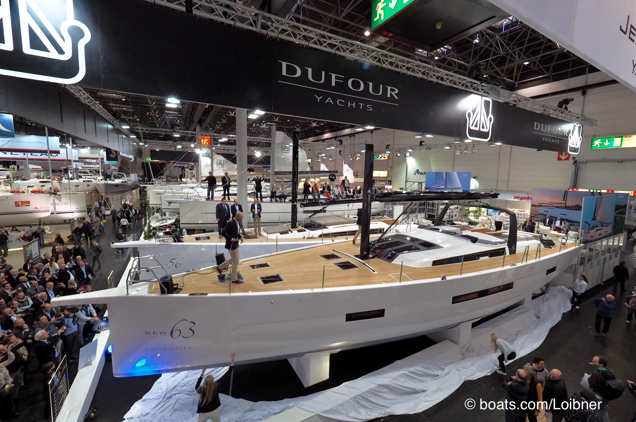 Dufour 63 Exclusive