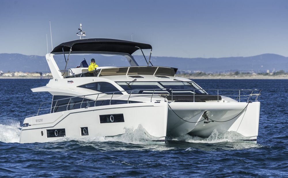Jaguar JC 48: Flotter Luxus