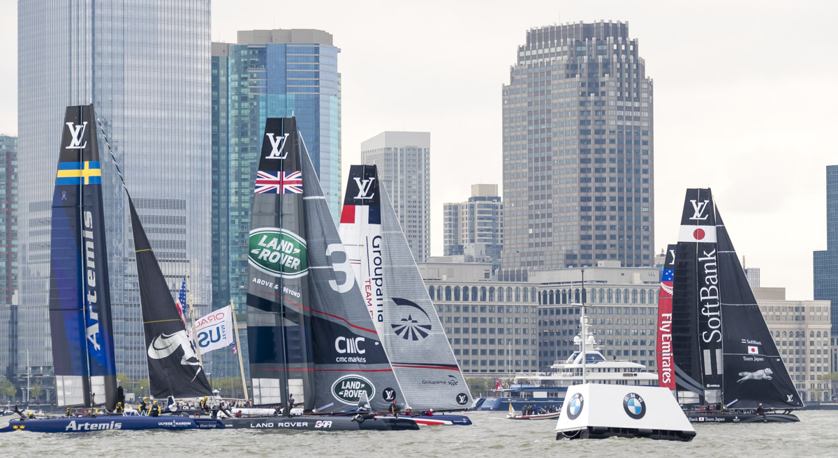 Louis Vuitton America's Cup World Series 2016 - New York