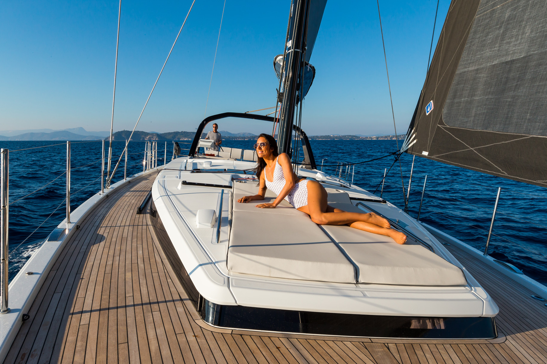 The all new Oceanis Yacht 62 By Beneteau.