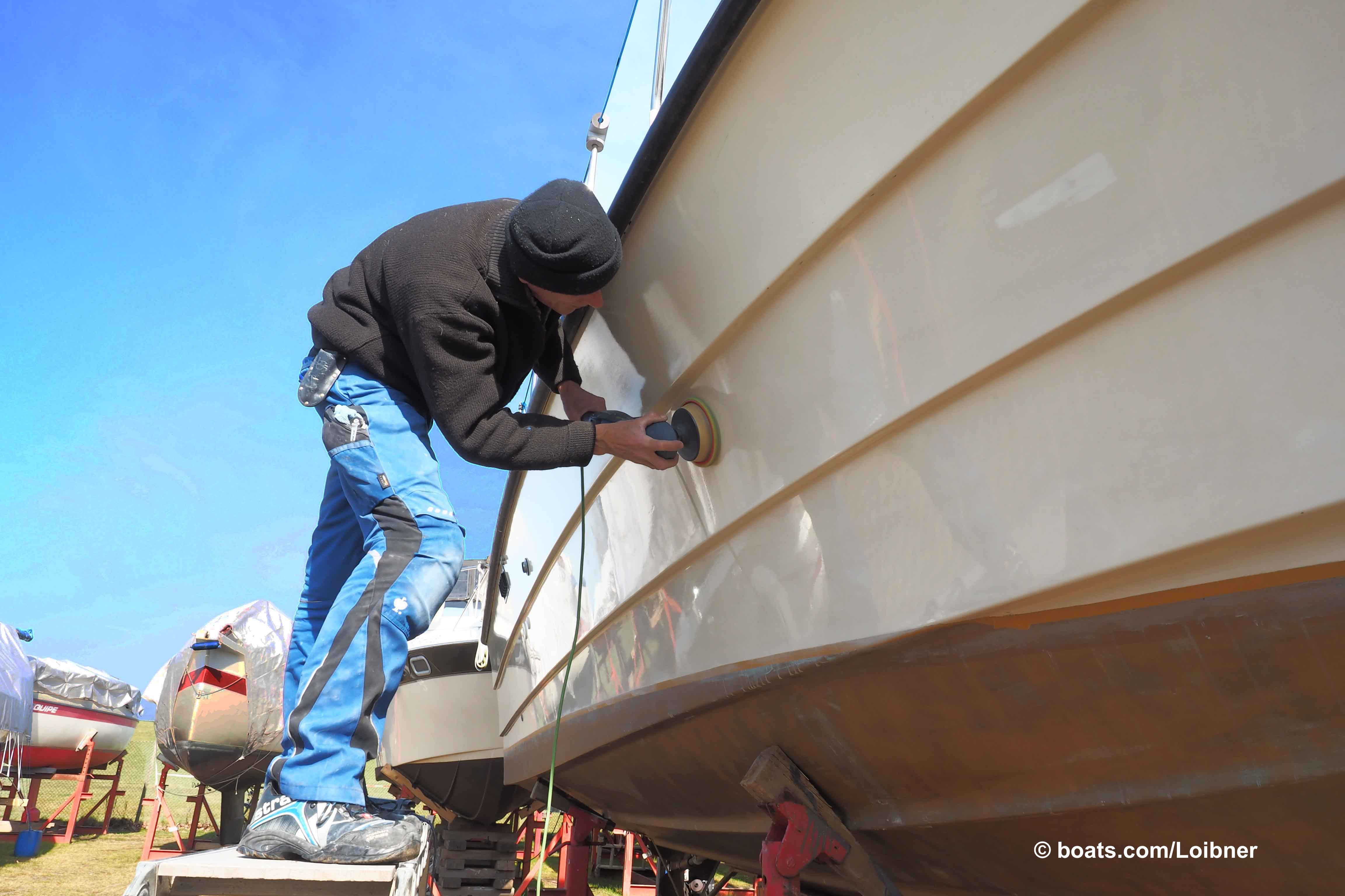 Gut gemocht Perfekt polieren: Hochglanz-Kur für Ihr Boot - boats.com KH87