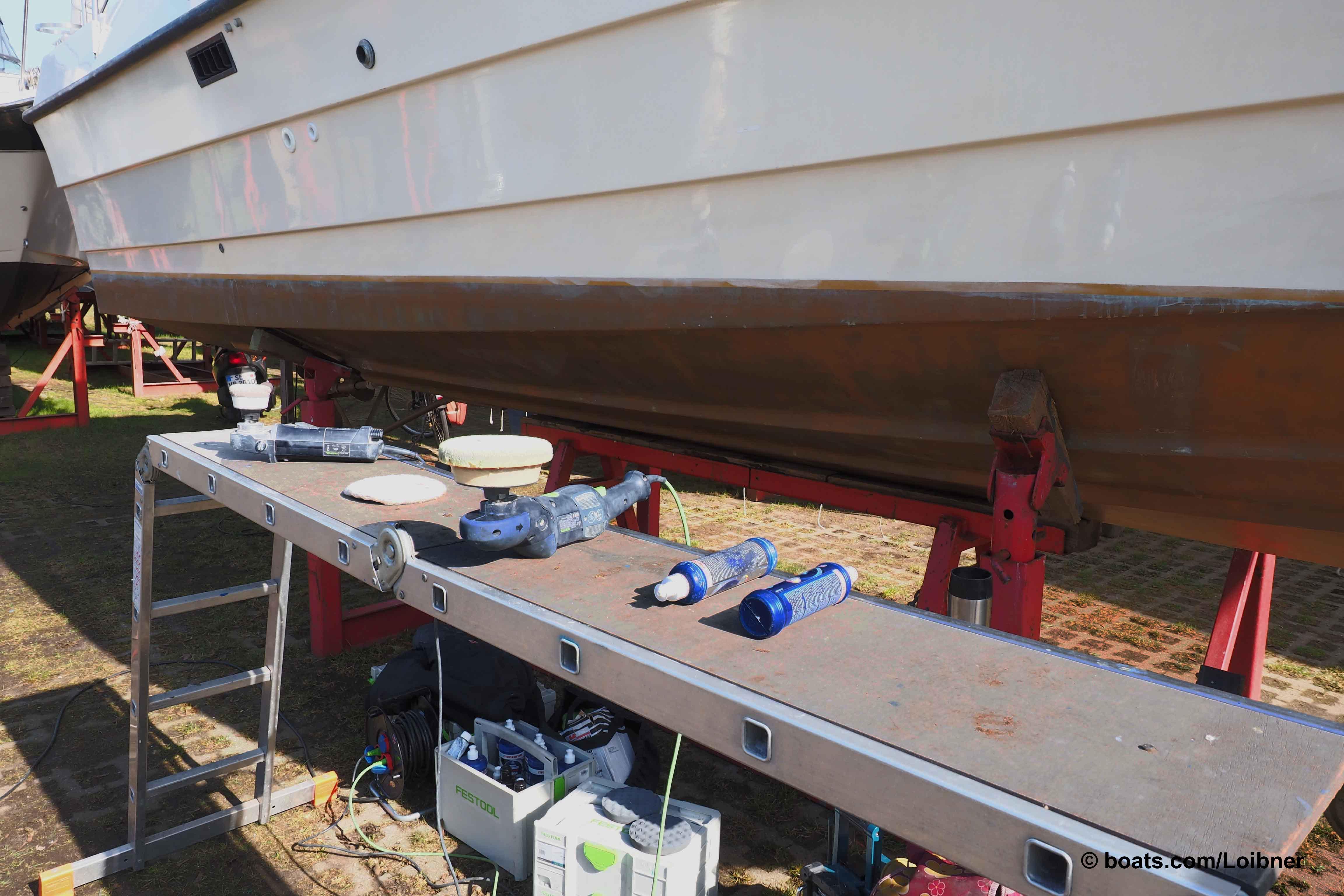 Gut gemocht Perfekt polieren: Hochglanz-Kur für Ihr Boot - boats.com YE21