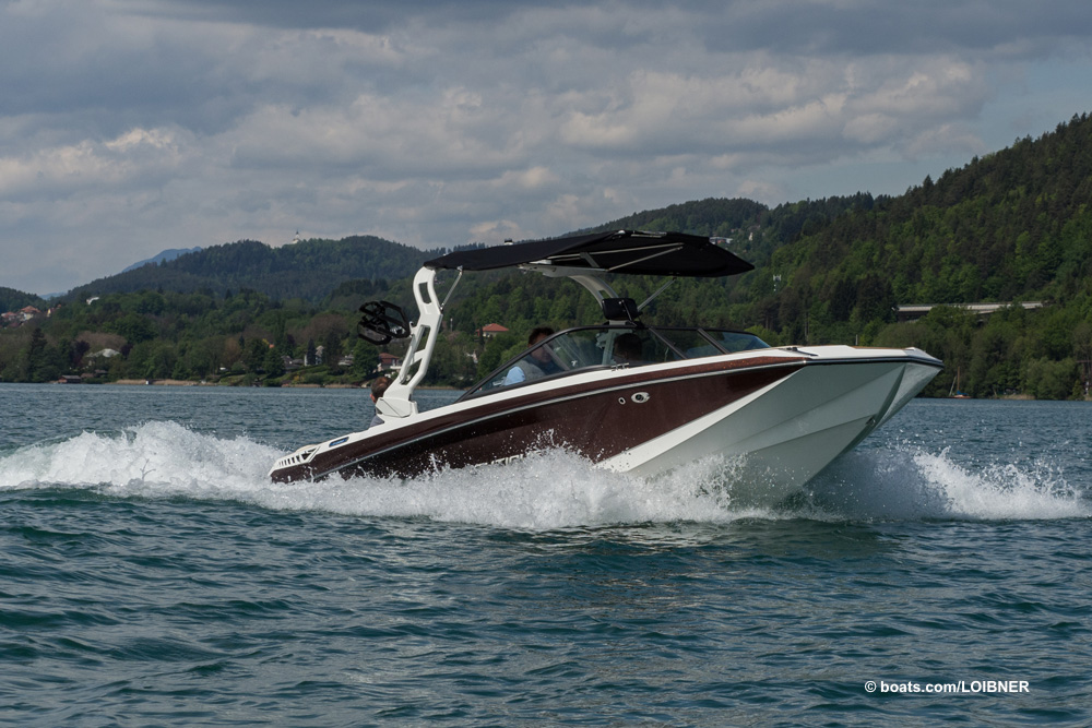 Super Air Nautique GS20 Electric Bootstest