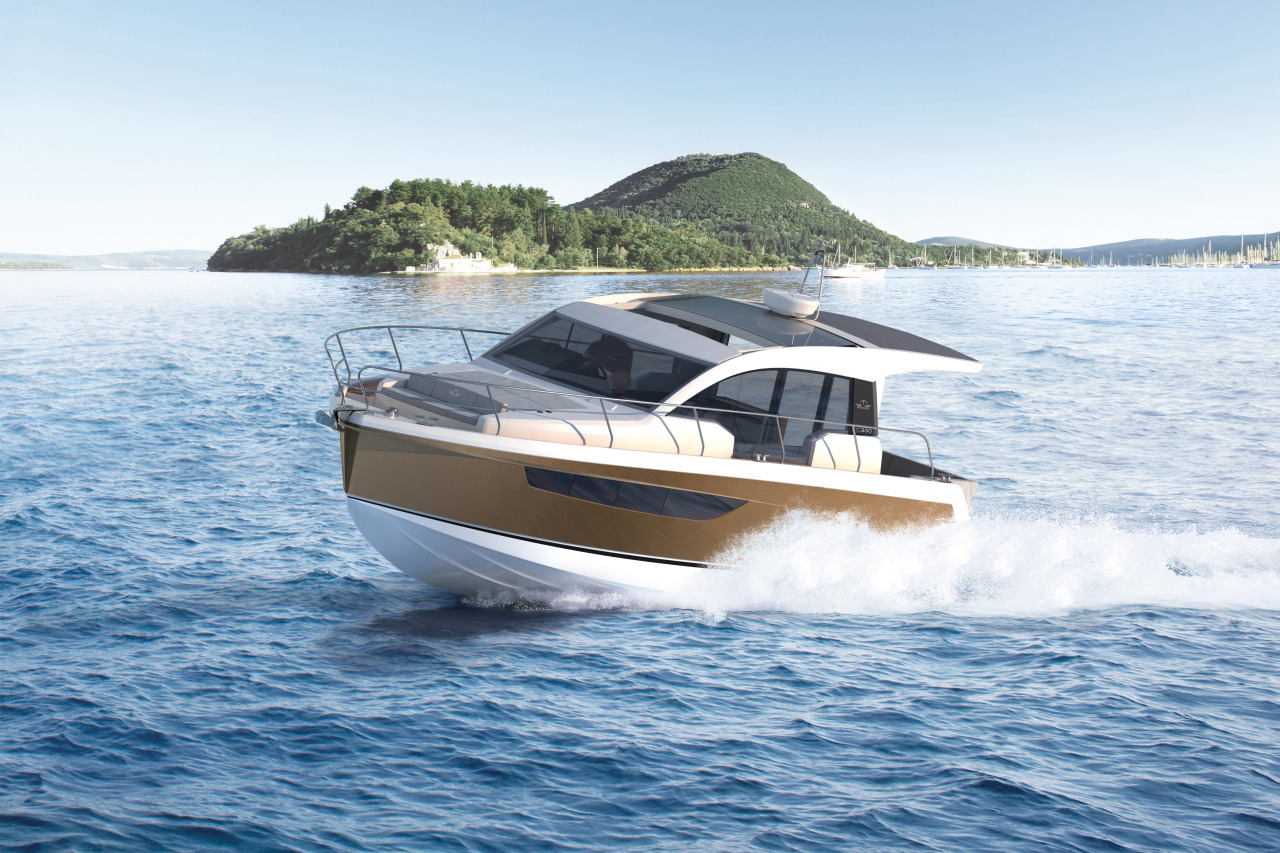 Sealine C330 Cruiser: Platz, Power und Optionen