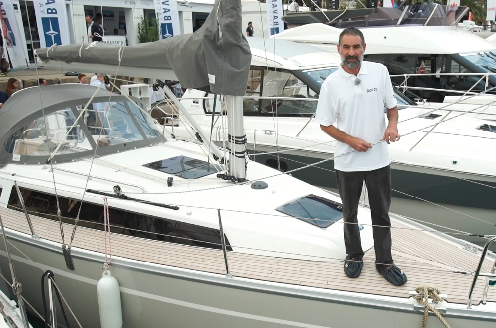 Bavaria Cruiser 34: A primera vista | Vídeo
