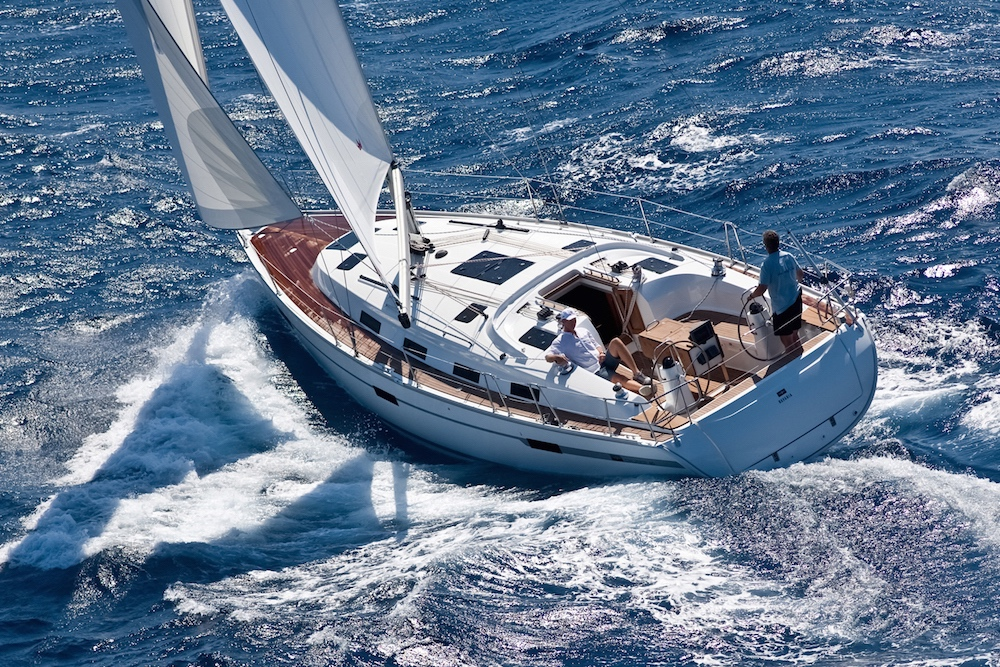 Bavaria 40 Cruiser: Habitable y marinero