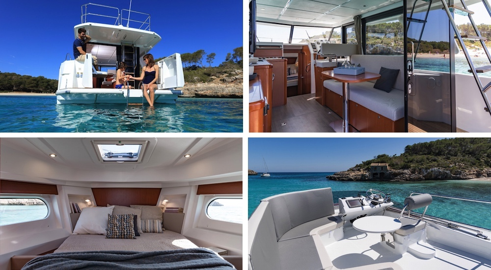 Beneteau Swift Trawler 30 comp