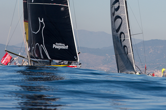 Barcelona World Race 2014 2015 salida