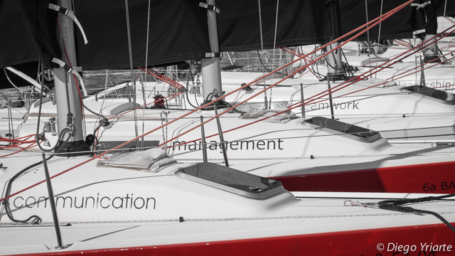 Business Yachtclub Barcelona flota