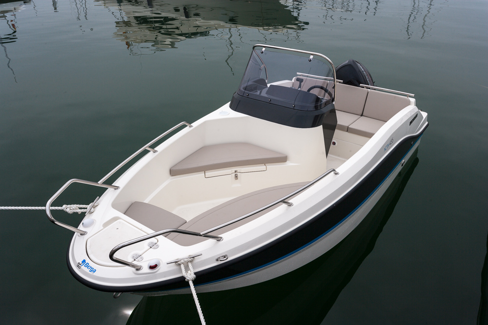 Quicksilver Activ 455 Open - bañera