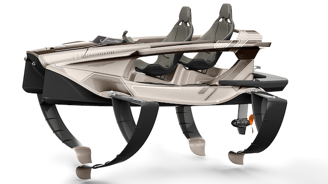 Quadrofoil Q2A Electric Limited Edition