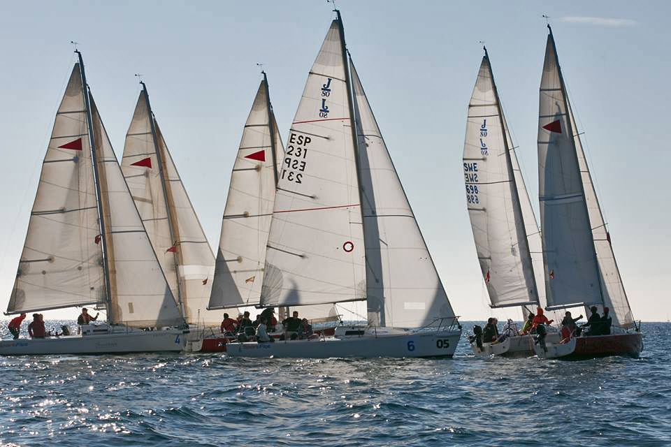 Business Yachtclub Barcelona Regata J/80