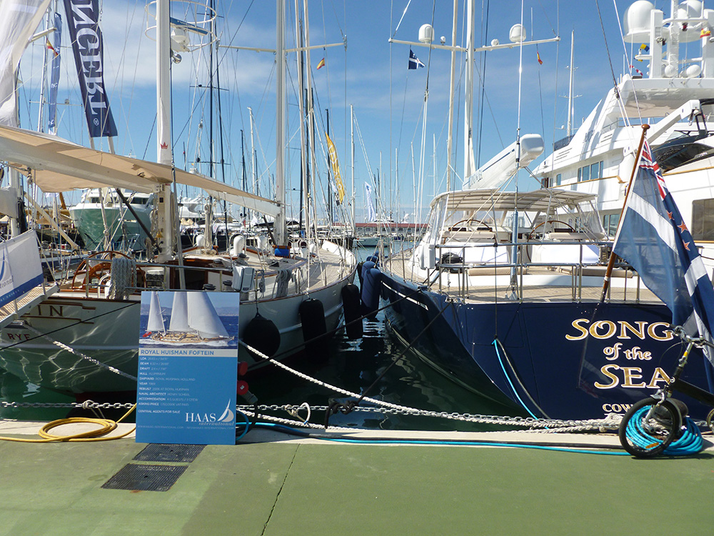 Salon Palma Royal Huisman