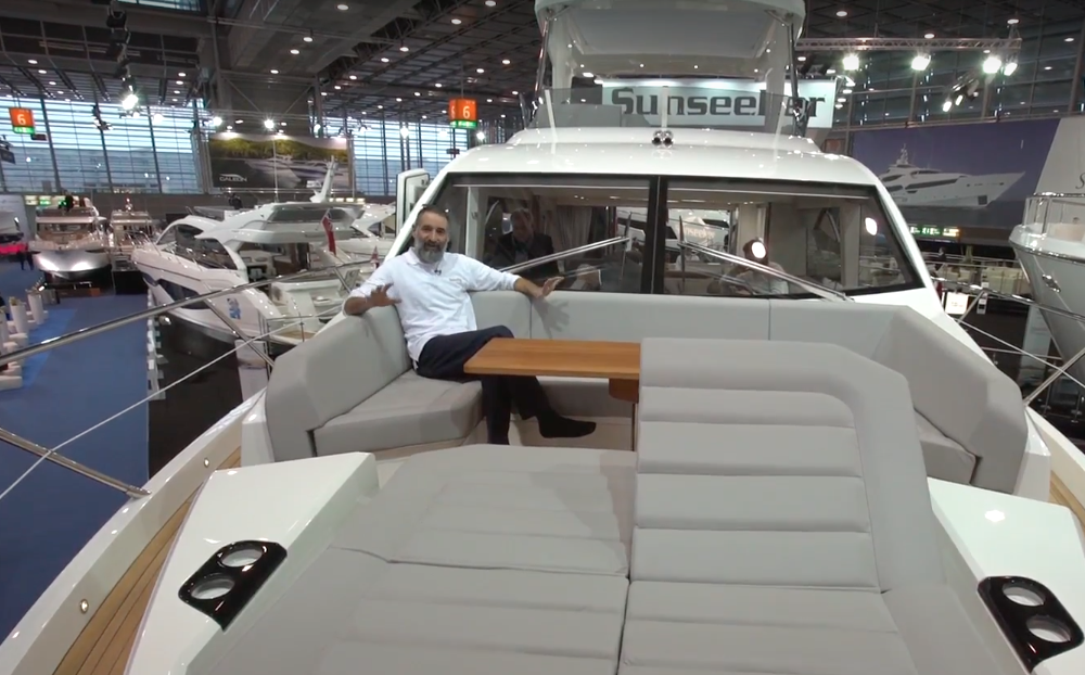 Sunseeker Manhattan 66: A primera vista | Vídeo