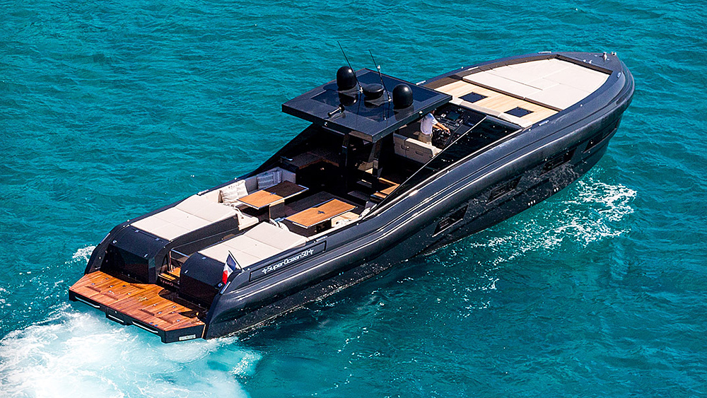 Salon Palma SuperOcean 58
