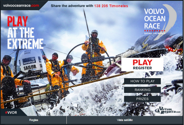 Virtual Regatta / Play at the Extreme