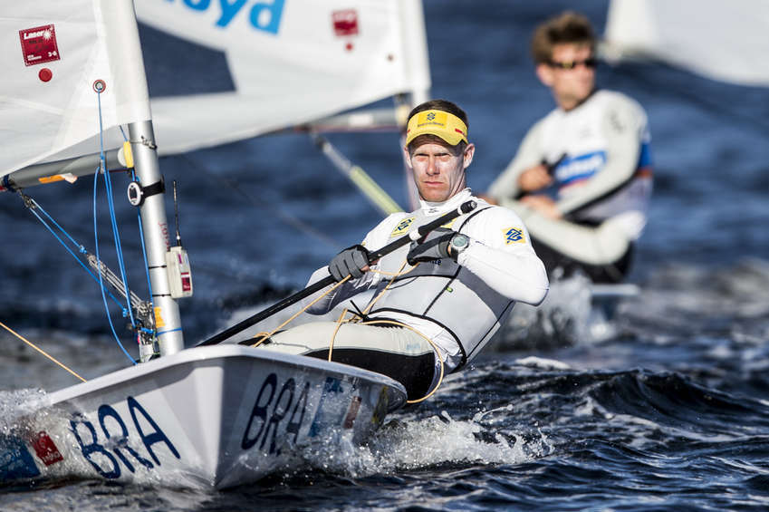 Vela Olímpica: Robert Scheidt Aquece Rio – International Sailing Regatta 2015