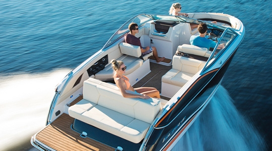 The new 23-foot Calandra from high-quality builder Bryant Boats is evidence of a recovering industry.