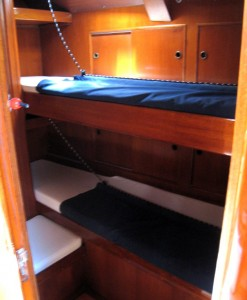 Alaska Eagle bunks