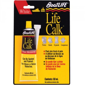A package of Boat Life Life-Calk.