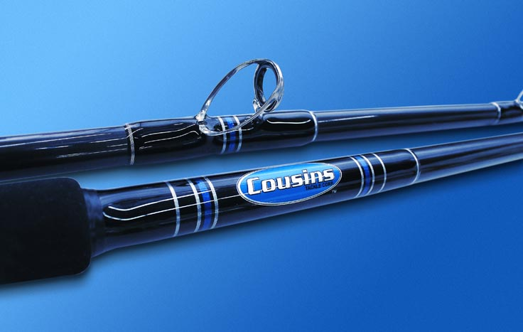cousins fishing rod