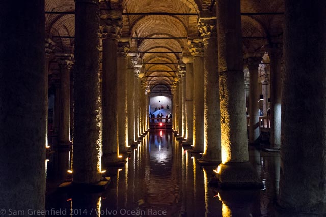 Visiting the Water Cisterns