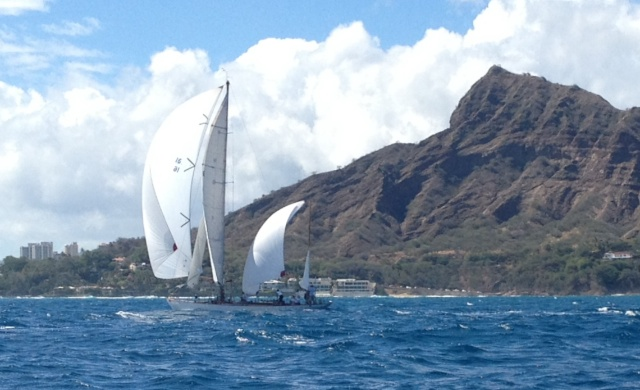 Dorade finishes 2013 Transpac