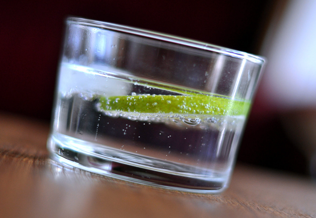 Healing for heeling: a gin and tonic cure