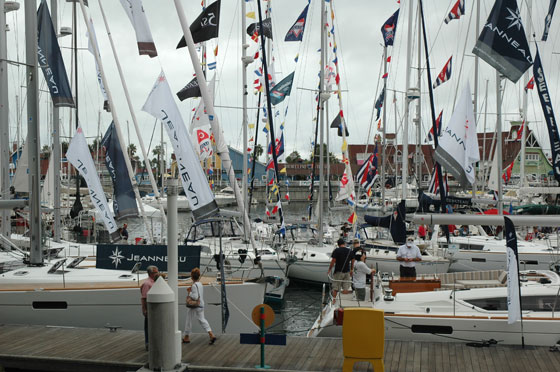 Long Beach Strictly Sail boat show