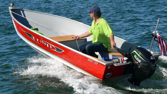 Lehr 9.9 Horsepower Propane-Fueled Outboard to Debut at Fort Lauderdale Boat Show