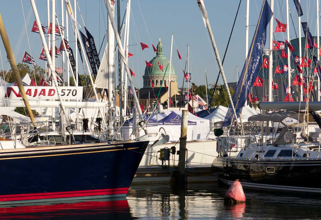 The U.S. Sailboat Show kicks off this week in Annapolis, MD. Are you ready for fall boat show season?